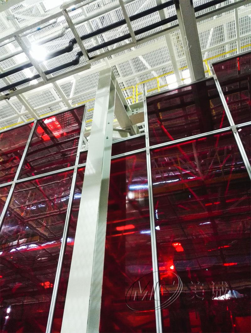 防护光板围栏产品